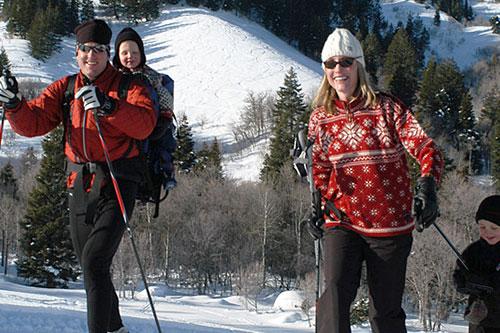Nordic Skiing/Snowshoeing